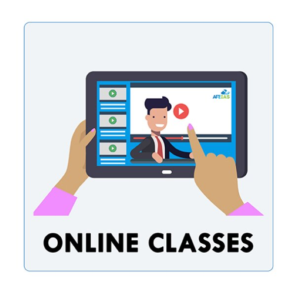 Both Online and Offline courses are provided by various academies. Therefore, you've two modes of learning your course.